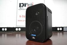 NIB JBL Control 1ST 4 Speakers Install/Studio Monitors (8 ohm Version)