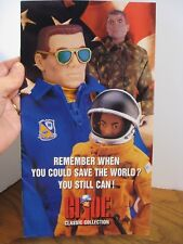 G.I. Joe Classic Colleciton - Advertising Flyer Booklet - Spring 1998