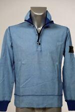 STONE ISLAND Sweater, blau - Gr. M - NEU !