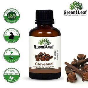Clove bud Essential Oil 100% Pure Natural 20 ML,50 ML,100 ML