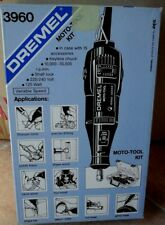 MOTO TOOL DREMEL  3960 & electric power transformer required to operate