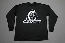 XL * NOS vtg 90s CANDLEBOX Just Like You L/S t shirt * grunge