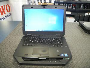 Dell E5404 Rugged i5-4300U 16GB 256GB SSD 1366x768 Touchscreen Windows 10 Pro