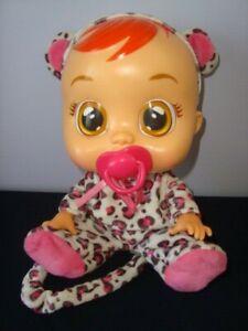 IMC TOYS CRY BABIES BEBE' PIAGNUCOLOSO bambola doll perfettamente funzionante