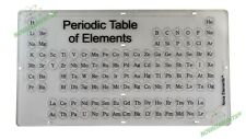 Periodic table of Elements, element collection case, acrylic table case & labels