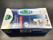 Vicks No-Touch Measures Forehead Food and Bath 3 in 1 Thermometer New