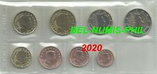 LUXEMBURG 2020 - 8 Munten/Monnaies uit de zak/sachet - UNC!!!