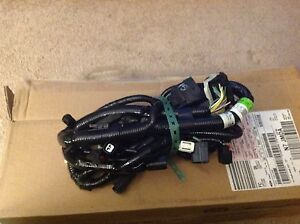 NEW OEM 2011 2012 FORD ESCAPE 2.5L ENGINE WIRING HARNESS FOR MANUAL TRANS NOS