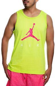 Nike Air Jordan Mens Poolside Tank Top NEW NWT CJ0911-345    CHOOSE YOUR SIZE