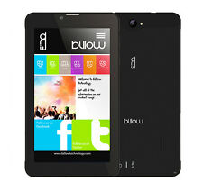 "Phone Tablet Billow X704B 4G Dual SIM 8GB Tactil 7"" Quad Core mSD WiFi Bluetooth"