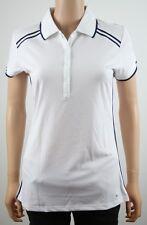 Tommy Hilfiger Golf White Trudy Polo Shirt - M