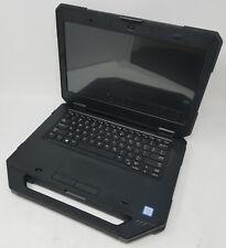 Dell Latitude 14 Rugged 5414 HD Core i5 Laptop 8GB 128GB SSD Win 10 Pro GRADE B