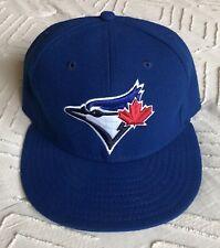 New Era Toronto Blue Jays MLB On-Field 59fifty Hat Cap 7 3/8