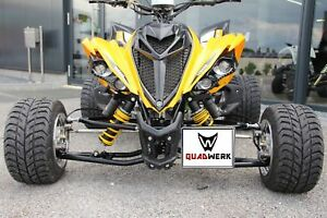 Nummernschild-, Kennzeichenhalter vorne Yamaha YFM 700 Raptor  V2A Premium link
