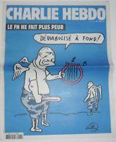 Charlie Hebdo - N*1180  - du 4 mars 2015