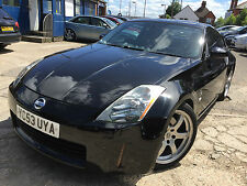 """2004 NISSAN 350Z 3.5 V6 FULL LEATHER, CLIMATE, 18"""" ALLOYS, STUNNING, 13 SERVICES"""