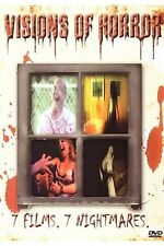 Visions Of Horror (DVD, 2007) - New