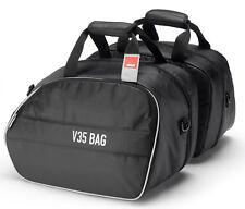 GIVI T443B 2 BORSE INTERNE INNER BAG per VALIGIE LATERALI V35 / TECH / FLUO