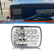 "5x7"" LED Projecter Headlight Sealed Beam DOT Approved Clear For INTERNATIONAL CE"