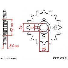 Pignon acier 14 dents jt chaîne 520 yamaha tt350 Jt sprockets JTF575.14