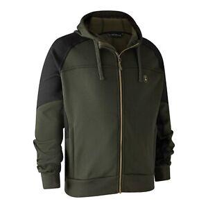 Deerhunter Rogaland Sweatshirt mit Kapuze Jagd Pullover Pulli Workwear Jagdpulli