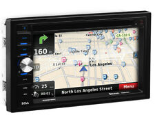 BOSS Audio BV9378NV Double Din Car Touchscreen Bluetooth Navigation GPS DVD CD