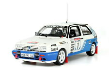OTTO MOBILE 133 VW GOLF Mk2 G60 model car E Weber / Hiemer Allemagne 1991 1:18th