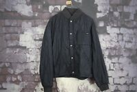 Polo Sport Ralph Lauren Blue Quilted Jacket size M No.R874 29/1