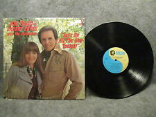 33 RPM LP Record Mel Tillis & Sherry Bryce Lets Go All The Way Tonight SE-4937