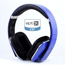 August EP650 Auriculares Bluetooth-con Sonido 3.5mm en-inalámbrico o con cable de S...