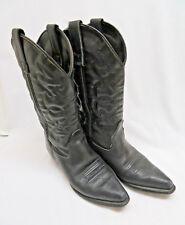 Capezio Women Black Cowboy Boots 6M Style L350