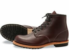 Red Wing 9011 Heritage Men's 6-Inch Boot(Blk Cherry Featherstone Leather)