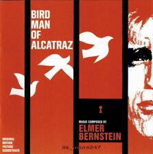 BIRDMAN OF ALCATRAZ-original bande sonore Varese Club | Elmer Bernstein | CD