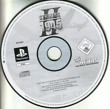 - moncada 1945 II (2) sólo CD Sony Playstation PS 1 -