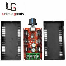 12V 24V 48V 2000W MAX 10-50V 40A PWM HHO DC Motor Speed Control  RC Controll…