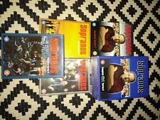 The Sopranos DVD box Set Seasons 1-5