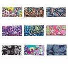 NWT Vera Bradley TRIFOLD WALLET Organizer 9 Patterns Free Shipping
