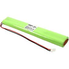 Emergency Exit Light Battery For Lithonia Elb B003 Elb B004 Bat96v700 Aa700mah