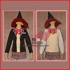 Yamada-kun to Nana-nin no Majo Ulala Shiraishi Cosplay Costume School Uniform