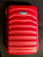 Hainan Airlines Samsonite Amenity Bag Special RED Edition