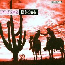 Ed McCurdy cow-boy chansons rykodisc CD 1996 rar!