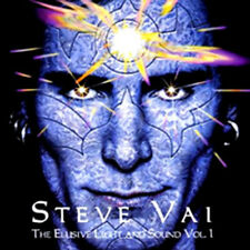 The Elusive Light and Sound Vol 1 - Steve Vai (3D Hologram) 2002