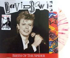 DAVID BOWIE VINYL LP BIRTH OF THE SPIDER