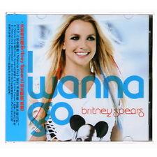 "Britney Spears ""I Wanna Go"" Remix 16-Track EP China CD NEW"