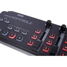 KORG NANO KONTROL 2 black GARANZIA ITALIA controller midi per DJ pc mac NEW