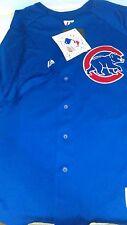 MLB Chicago Cubs Derrek Lee Jersey Royal/White