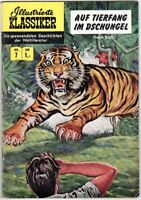 Illustrierte Klassiker Nr. 7  Original-Ausgabe  1. Auflage