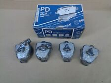 NEW GENUINE MEYLE 0252145218/PD FRONT BRAKE PAD SET AUDI A8