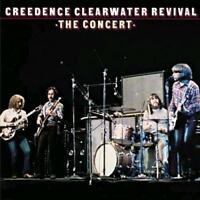 Creedence Clearwater Revival The Concert Remastered 40th Anniversary Ed. CD NEW