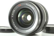 【 MINT 】 Contax Carl Zeiss Distagon T* 28mm f/2.8 MMJ From JAPAN # 2002